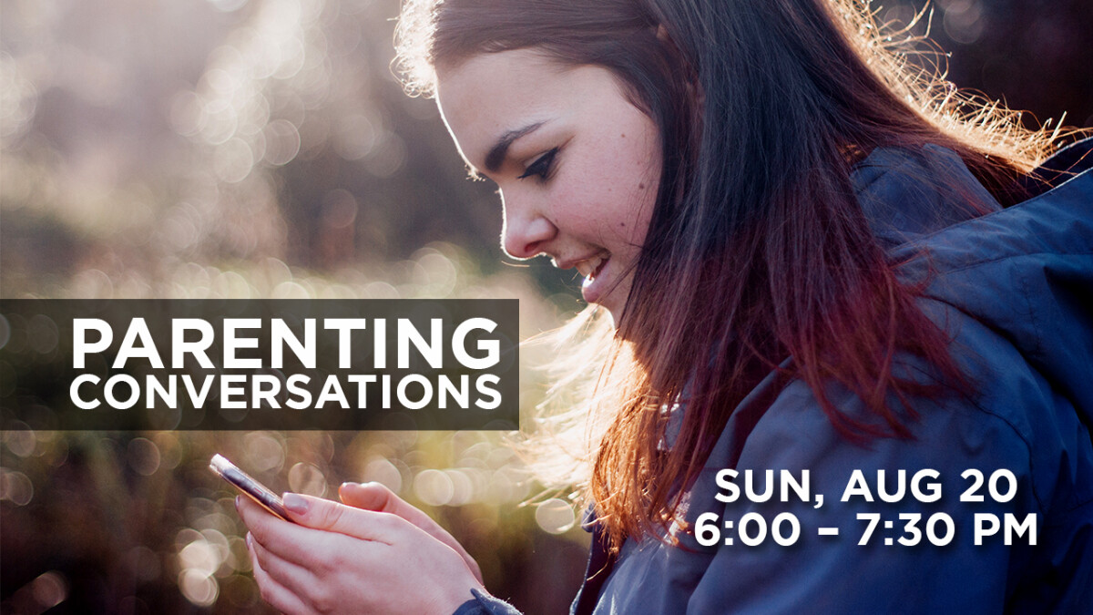 FAMILY MINISTRY PARENTING CONVERSATIONS