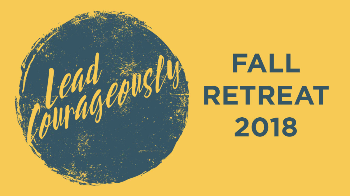 FELLOWSHIP STUDENTS FALL RETREAT 2018
