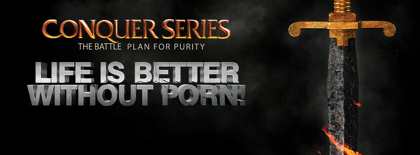 MEN'S STUDY: CONQUER SERIES - THE BATTLE PLAN FOR PURITY
