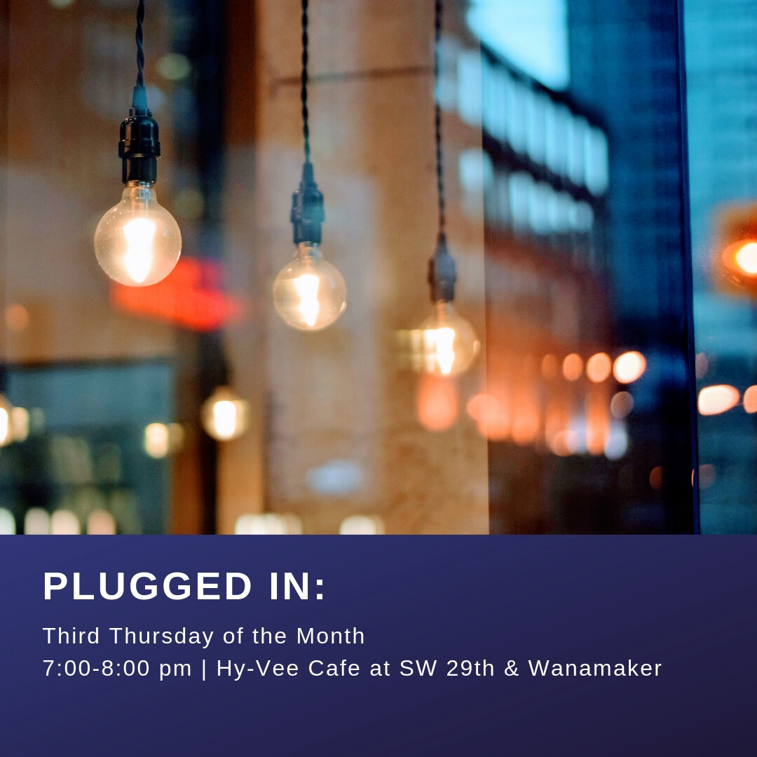 PLUGGED IN - 3RD THURSDAY