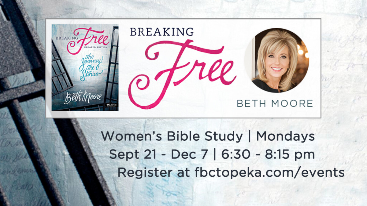 WOMEN'S STUDY: BREAKING FREE