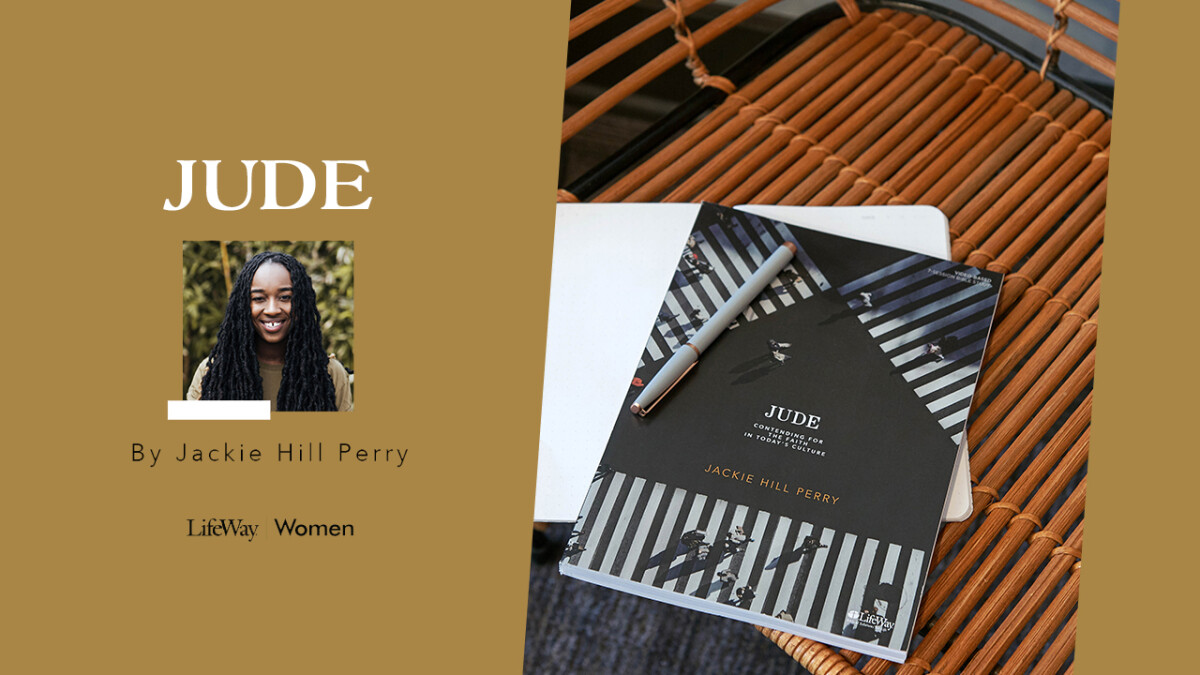 WOMEN'S STUDY: JUDE BY JACKIE HILL PERRY