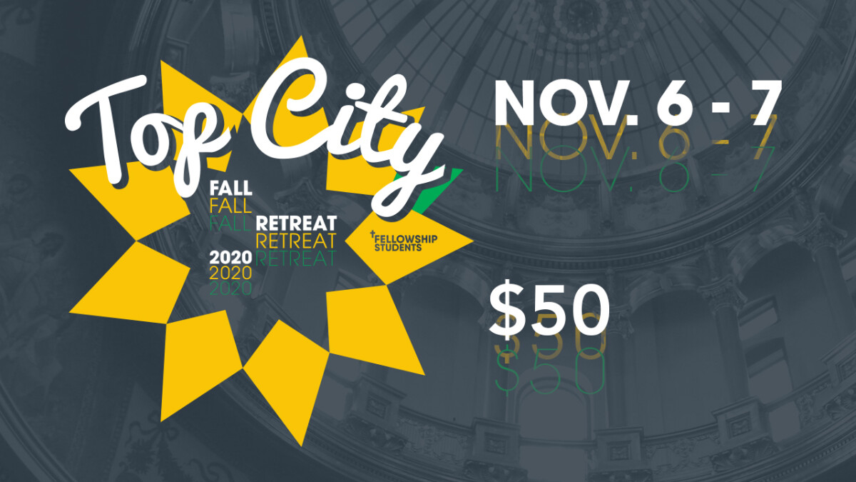 FALL RETREAT - LIVE DIFFERENTLY