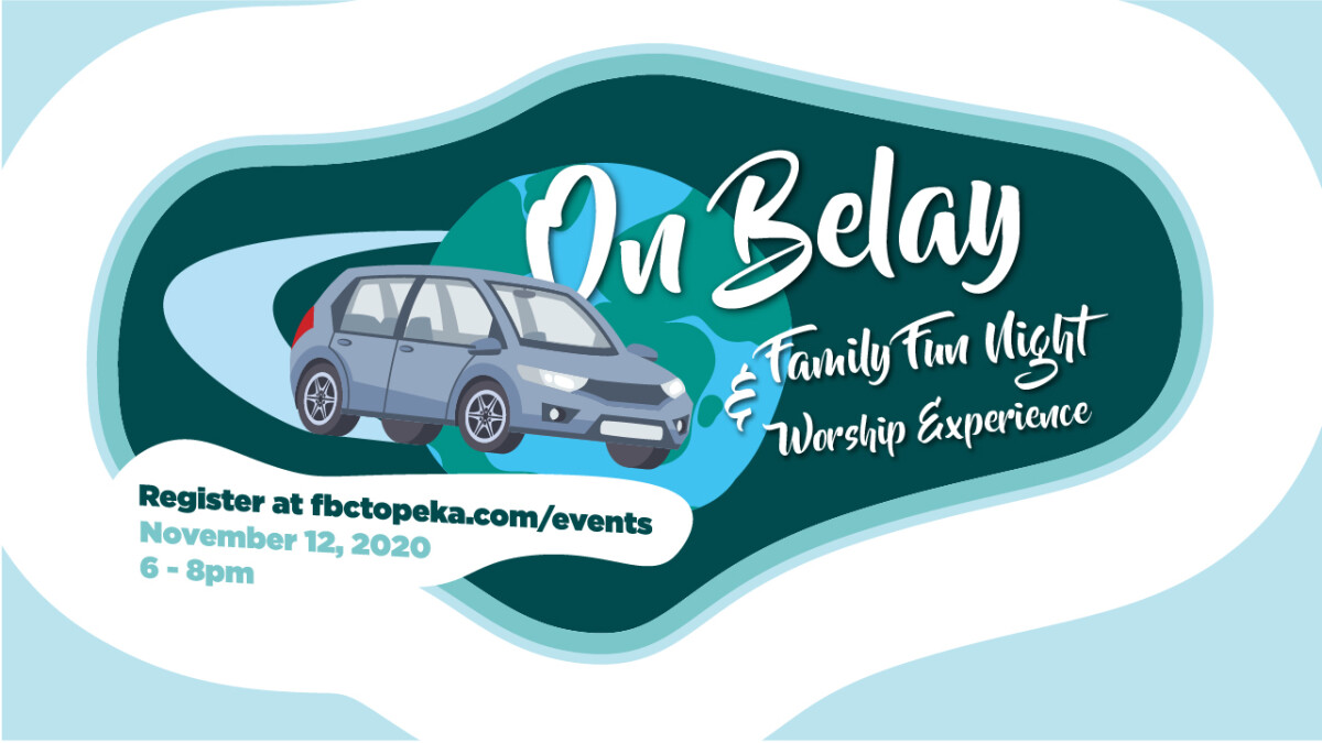 FAMILY FUN NIGHT AND ON BELAY WORSHIP EXPERIENCE