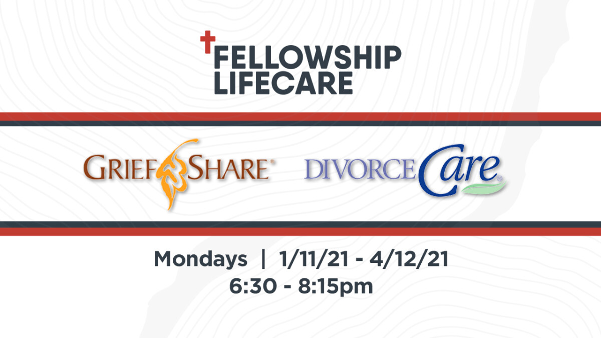 GRIEFSHARE AND DIVORCECARE