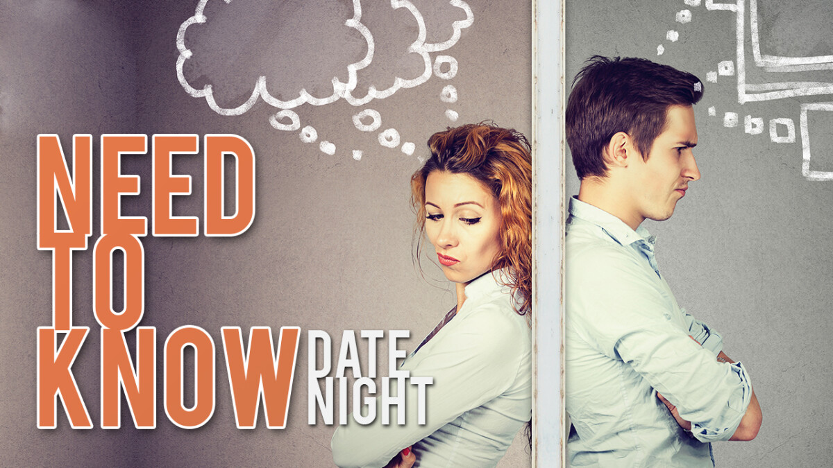 DATE NIGHT   NEED TO KNOW!