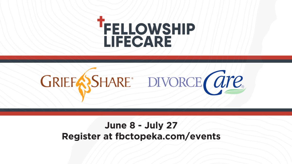 DIVORCECARE AND GRIEFSHARE